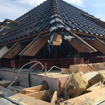 Zimmerei & Holzbau Holzbalkendecken