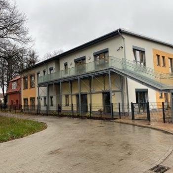Neubau Kita Regenbogen Schönberg